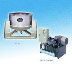 油壓系統驅動脫水離心機