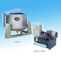 脫水離心機 -油壓 系統驅動  離心機
