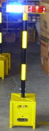 方型雙爆閃警示燈