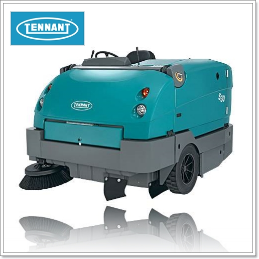 TENNANT 掃地機<br>《清掃車,掃街車》