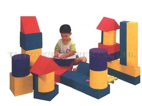 软积木搭建步骤图
