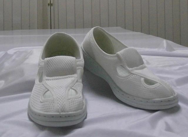 SPU全網四孔鞋