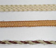 編織繩-皮繩混編