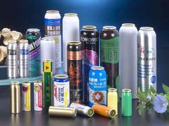 Aluminum Aerosol Can(鋁質噴霧罐) 產品圖展示