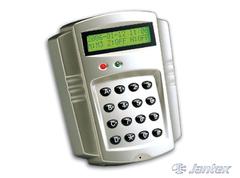 PR-80C 中文顯示型連線感應讀卡機