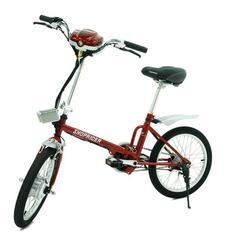 折疊電動自行車 產品圖展示
