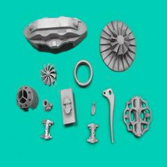 脫臘鑄造-自行車及汽機車零組件<br>Bicycle&Auto&Moto Bicycle Parts