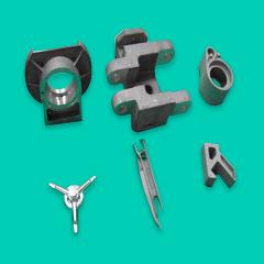 脫臘鑄造-機械零組件<br>Machinery Parts & tools