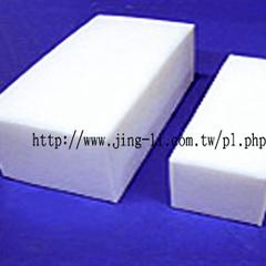 鐵氟龍板70~80厚鐵氟龍平板Teflon平板ptfe平板ptfe薄材料