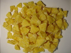 土鳳梨乾. 產品圖展示