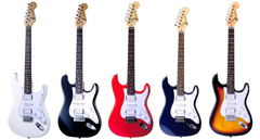 ★集樂城樂器★JYC-10G 電吉他~雙單雙 產品圖展示