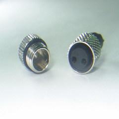 防水接頭線材  連接器M8母防水蓋