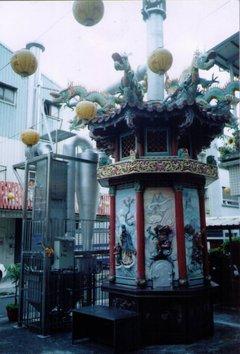 台南 顯明殿全套式環保設備 產品圖展示