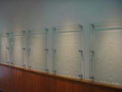 玻璃展示板