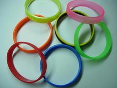 矽橡膠手環