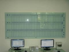 玻璃白板行事曆