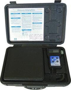 冷媒電子磅秤 (手動經濟型  120KG)