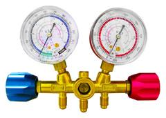 R12 / R22 / R134專用冷媒錶組 100% MIT