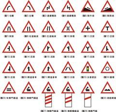 警告標誌-1