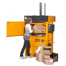 Bramidan B5 W - 便利型直立壓縮打包機