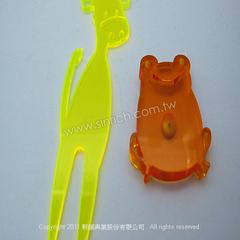 壓克力造形水果叉、造形磁鐵 產品圖展示