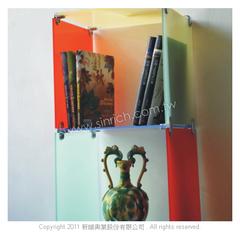 壓克力DIY組合式置物盒陳列展示架 產品圖展示