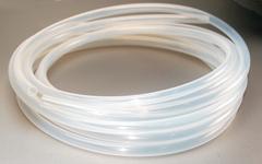 食品級矽膠管 :飲水機輸送管、臭氧機導氣配管、蒸氣機高溫管、蒸餾機、咖啡機 產品圖展示