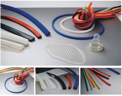 矽膠片 矽膠墊片 矽膠管 矽膠製品 橡膠製品 產品圖展示