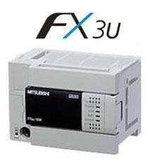 三菱MITSUBISHI ─ FX3U(FX3U-16MR/MT.FX3U-32MR/MT.FX3U