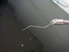 GGB 硬探針(折T型針:客製化)