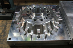 CNC模具加工(脫蠟模具)