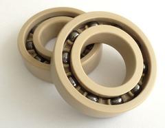 氮化矽陶瓷球軸承