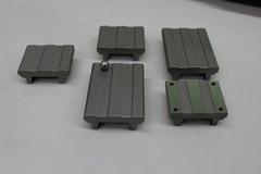 線性滑軌脫蠟鑄造 產品圖展示