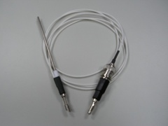 Coaxial tip holder (Spring type)探針桿
