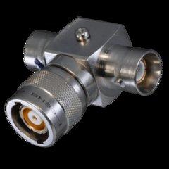 Triaxial(TNC母) to Triaxial(2母)-Apapter