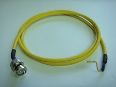 Triaxial BNC(母) to 杜邦端子(母)-Cable