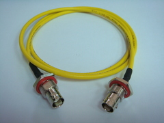 Triaxial BNC(母) to BNC(母)-Cable