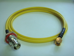 Triaxial BNC(母) to SMA(公)-Cable
