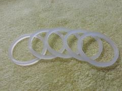 矽膠圓墊圈 產品圖展示