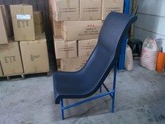 中空  大躺椅  塑膠椅  躺椅 塑膠躺椅