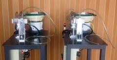 零件篩選送料機+切料機構組 產品圖展示
