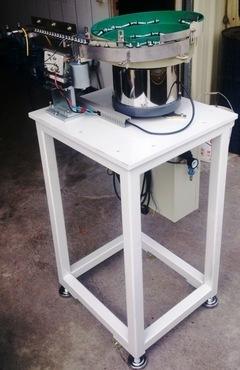 胎壓偵測器定向送料機 產品圖展示