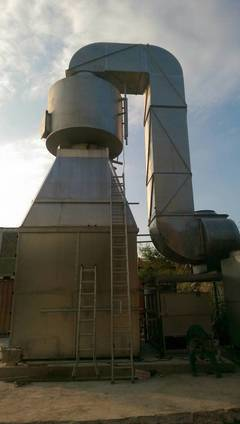 焚化爐環保設備 產品圖展示