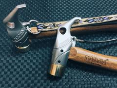 KAOJIA和風營鎚-黃銅版(KAOJIA Hammer#1 Brass head )