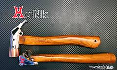 HaNk野戰營鎚-SPORT版 Hammer#Sport