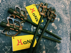 HaNk忠狗釘 Tent Stakes#Dog Anchor Stake