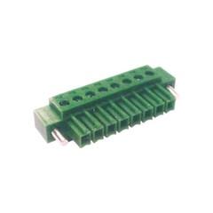 CBP1-381 插拔式接線端子台,PCB端子台 3.81mm pitch, 10A 300VAC