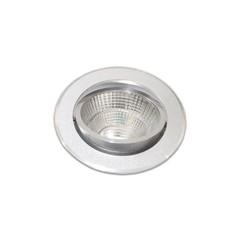12W 4吋 COB LED投射崁燈 9.5cm嵌入孔,燈頭可調整角度
