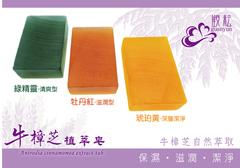 牛樟芝植萃皂