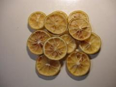 檸檬乾.柳橙乾. 產品圖展示